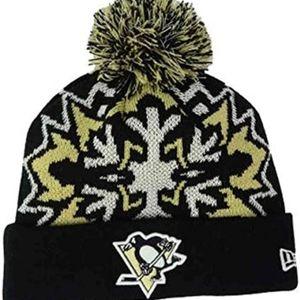 Pittsburgh Penguins Glowflake Toque